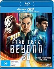Star Trek Beyond | Blu-ray 3D
