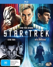 Star Trek / Star Trek - Into Darkness / Star Trek Beyond | Triple Pack