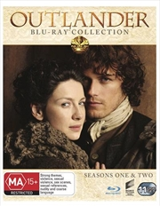 Outlander - Season 1-2 | Boxset