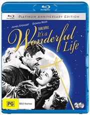 It's A Wonderful Life - 70th Anniversary Edition | Blu-ray