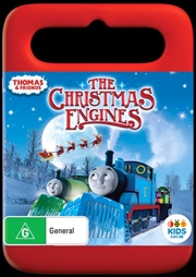 Thomas and Friends - The Christmas Engines