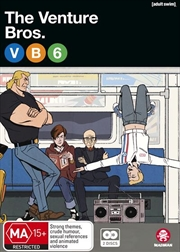 Venture Bros. - Season 6, The | DVD
