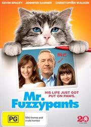 Mr. Fuzzypants | DVD