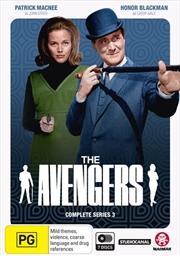 Avengers - Series 3, The | DVD