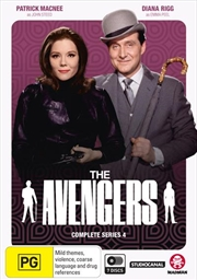 Avengers - Series 4, The | DVD