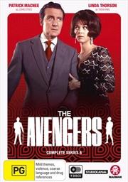 Avengers - Series 6, The | DVD