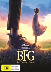 BFG, The | DVD