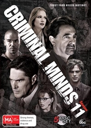 Criminal Minds - Season 11 | DVD