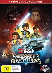 LEGO Star Wars - The Freemaker Adventures - Season 1
