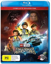 LEGO Star Wars - The Freemaker Adventures - Season 1 | Blu-ray
