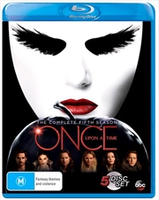 Once Upon A Time - Season 5 | Blu-ray