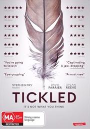 Tickled | DVD