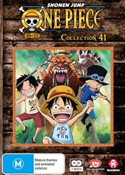 One Piece - Uncut - Collection 41 - Eps 493-504