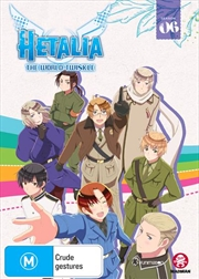 Hetalia - The World Twinkle - Season 6