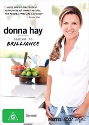 Donna Hay - Basics To Brilliance | DVD