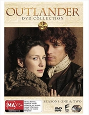 Outlander - Season 1-2 | Boxset | DVD