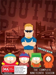 South Park - Season 19 | DVD