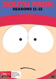 South Park - Season 11-15 | Boxset | DVD