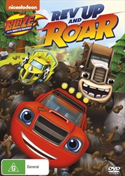 Blaze & The Monster Machines: Rev Up And Roar | DVD