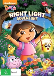 Dora The Explorer - Night Light Adventure | DVD