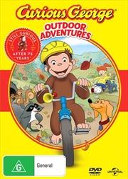 Curious George - Outdoor Adventures | DVD