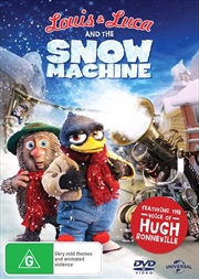 Louis and Luca And The Snow Machine | DVD