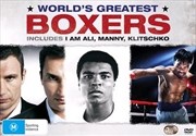 World's Greatest Boxers | Triple Pack