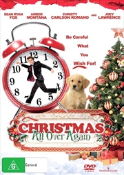 Christmas All Over Again | DVD