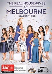 Real Housewives Of Melbourne - Season 3, The | DVD