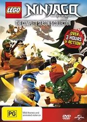 LEGO Ninjago - Masters of Spinjitzu - Series 5