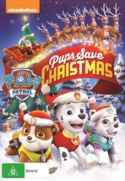 Paw Patrol - Pups Save Christmas