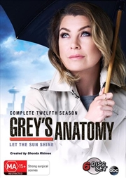Grey's Anatomy - Season 12 | DVD