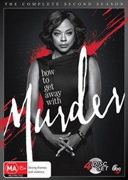 How To Get Away With Murder - Season 2 | DVD
