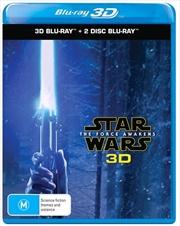 Star Wars - The Force Awakens | 3D + 2D Blu-ray