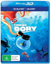 Finding Dory | 3D + 2D Blu-ray
