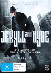 Jekyll and Hyde - Season 1 | DVD