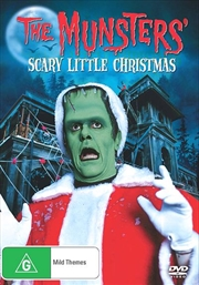 Munsters' - Scary Little Christmas, The | DVD