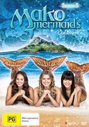 Mako Mermaids - Season 3 - Vol 1 | DVD