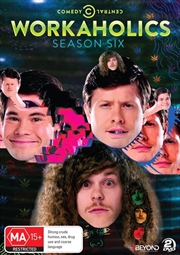 Workaholics - Season 6 | DVD