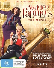 Absolutely Fabulous - The Movie | Blu-ray