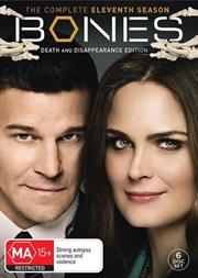 Bones - Season 11 | DVD