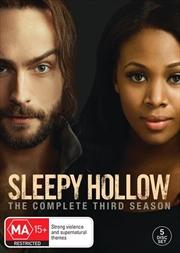 Sleepy Hollow - Season 3 | DVD