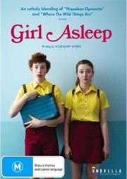Girl Asleep | DVD
