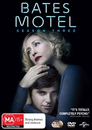 Bates Motel - Season 3 | DVD