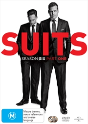 Suits - Season 6 - Part 1 | DVD