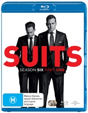 Suits - Season 6 - Part 1 | Blu-ray