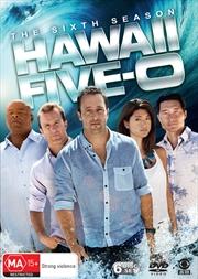 Hawaii Five-0 - Season 6 | DVD