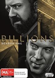 Billions - Season 1 | DVD