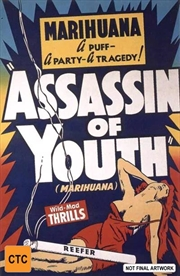Assassin Of Youth | DVD