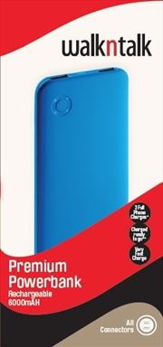 Power Pack Premium 6000: Blue